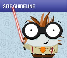 Site guideline